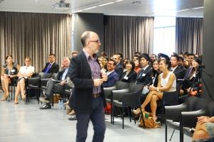 teaching at MBA