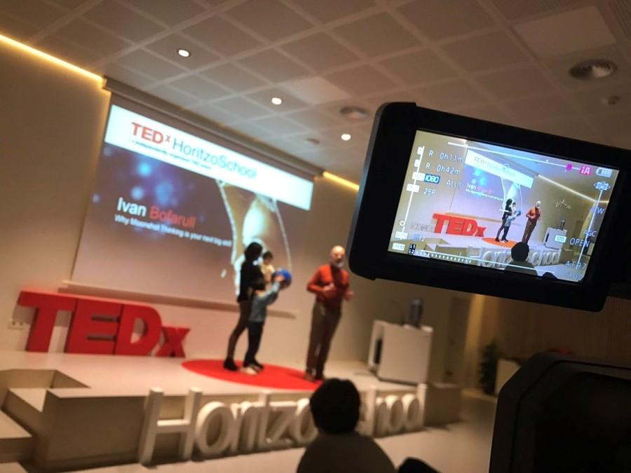 Ivan at TEDx